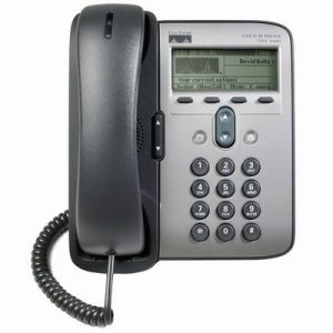 تلفن Cisco IP Phone 7911G