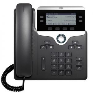 تلفن Cisco IP Phone 7811