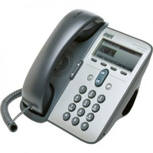 تلفن Cisco IP Phone 7912G
