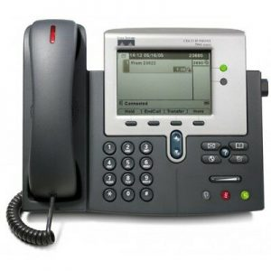 تلفن Cisco IP Phone 7941G
