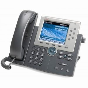 تلفن Cisco IP Phone 7965G