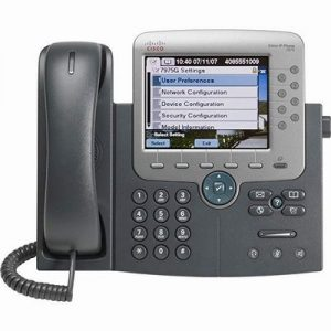 تلفن Cisco IP Phone 7975G
